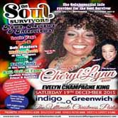 Cheryl Lynn & Evelyn 'Champagne' King